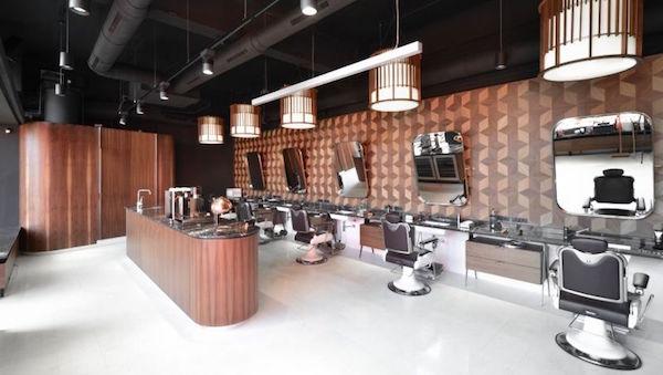Brici Barbershop Bar In Bucharest